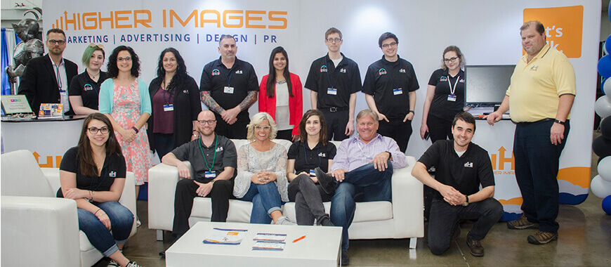 Higher Images Team