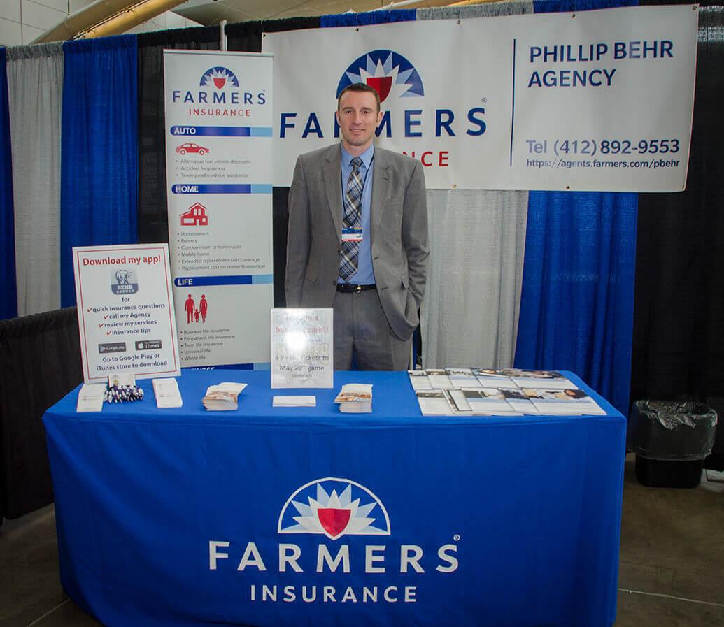 Business Trade Show
