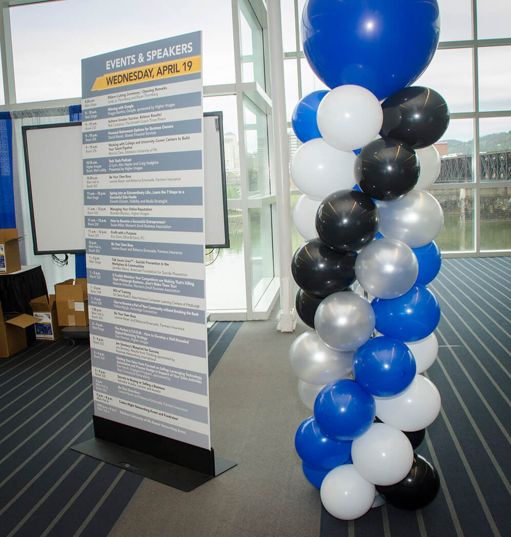 Event Calendar for Pittsburgh Business Show