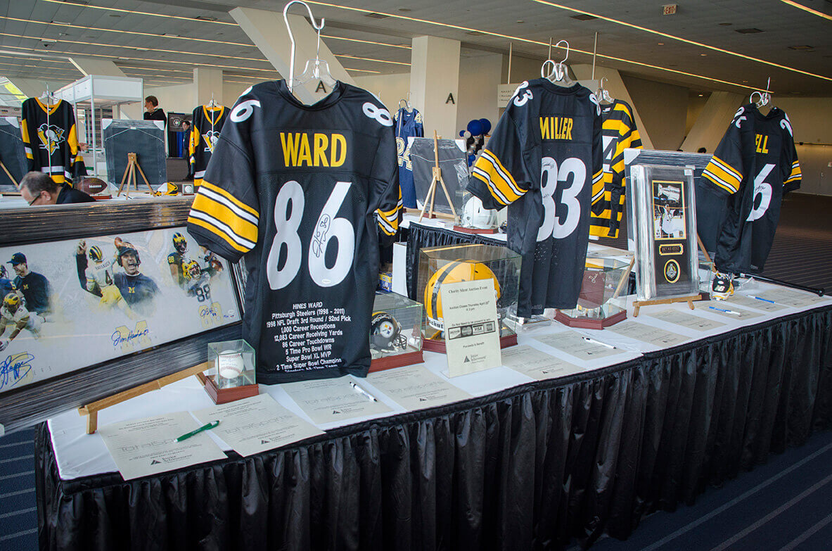 pittsburgh sports memorabilia