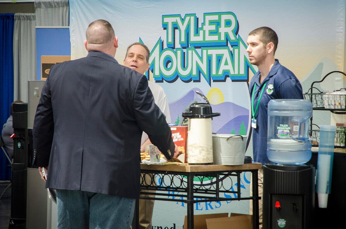Tyler Mountain Water