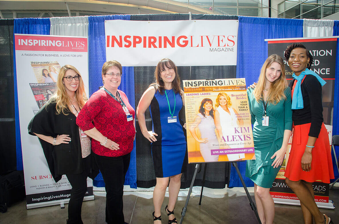 Inspiring Lives Magazine Team