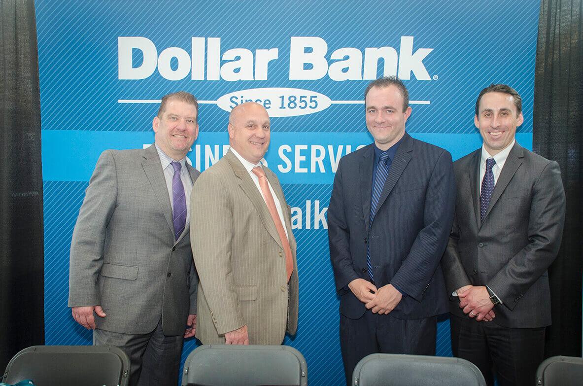 Dollar Bank Team