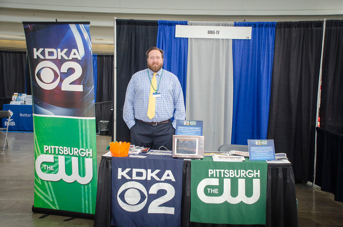 KDKA at Pittsburgh Business Show