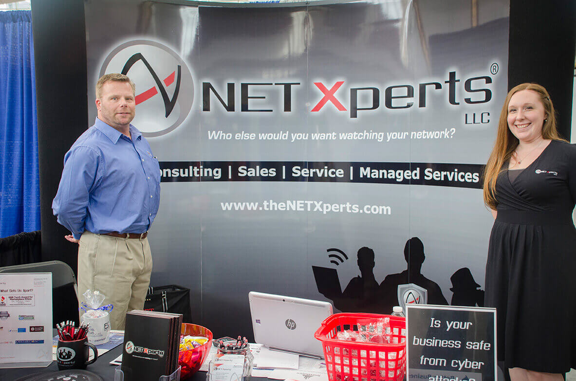 The Net Xperts at Pittsburgh Business Show