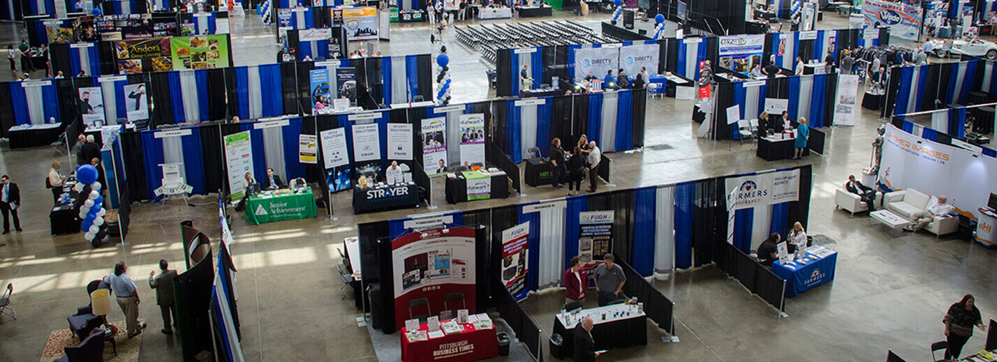 What to Expect as an Exhibitor of the Pittsburgh Business Show